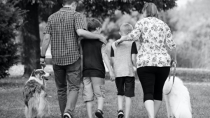 child custody during each stage of covid